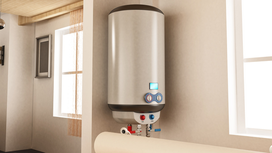 Display image for Water Heater/Heater Tank Replacement