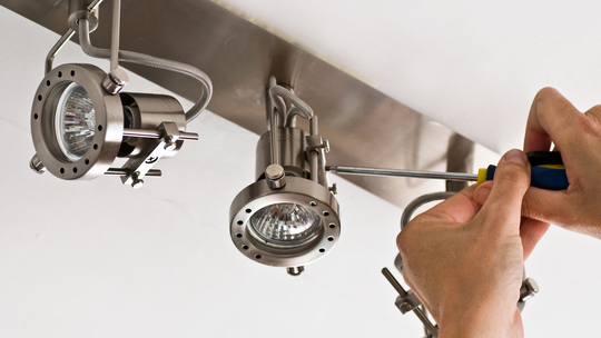 Display image for Lighting and Electrical Switches Installation