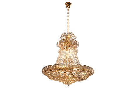 Display image for Chandelier Installation