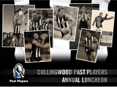 Display image for Collingwood Past Players Annual Luncheon